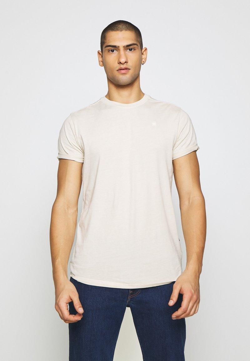 G-Star - LASH - Basic T-shirt - offwhite