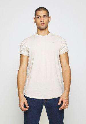 LASH  - Paprasti marškinėliai - offwhite