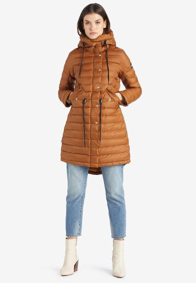 SOLEILA - Płaszcz zimowy - orange