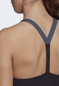 adidas Performance - ADIDAS SH3.RO 4XENIA SWIMSUIT - Swimsuit - black - 5