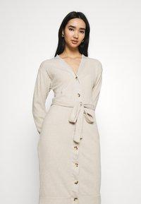 River Island - Jumper dress - beige - 3
