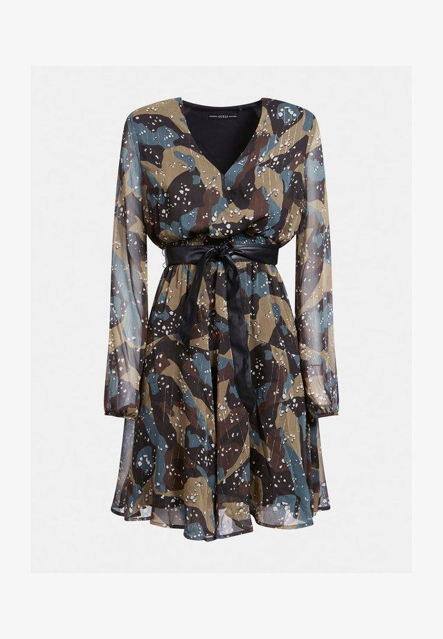 ALLOVER-PRINT - Sukienka koktajlowa - camouflage
