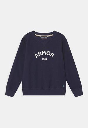 LOGO UNISEX - Sweatshirt - navy