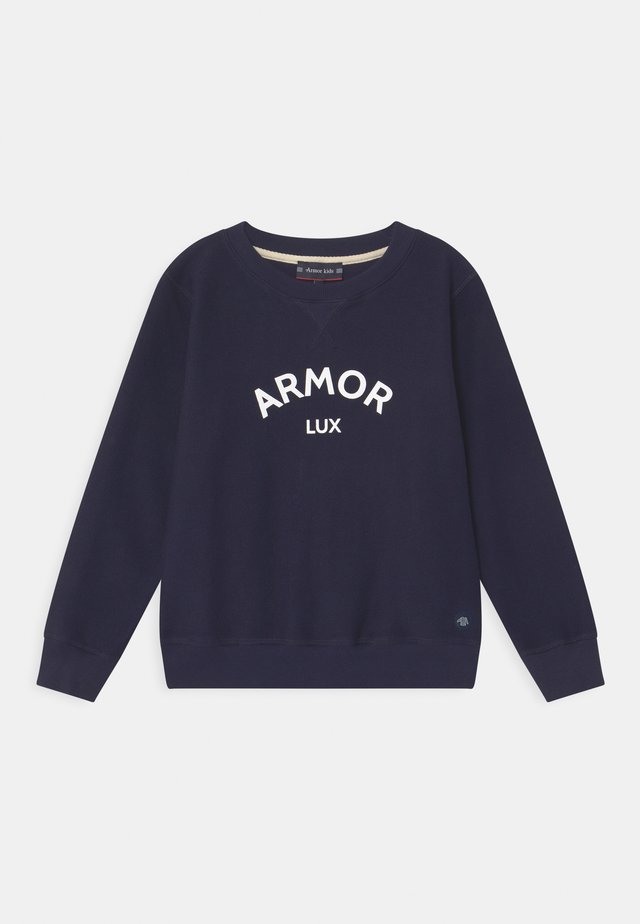 LOGO UNISEX - Sweater - navy