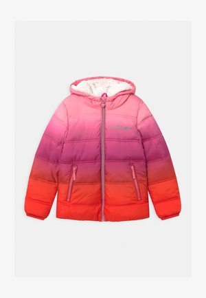 Winter jacket - red