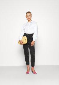 ONLY - ONLNANNA - Button-down blouse - white - 1