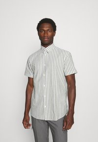Selected Homme - SLHREGNEW CLASSIC - Shirt - smoke green - 0