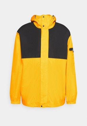EARLE - Hardshellová bunda - yellow