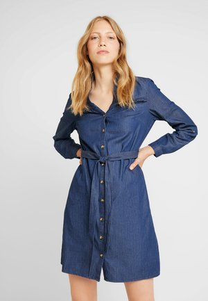 FALBALA - Day dress - blue denim