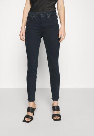 GOOD LEGS CROP - Jeans Skinny Fit - black
