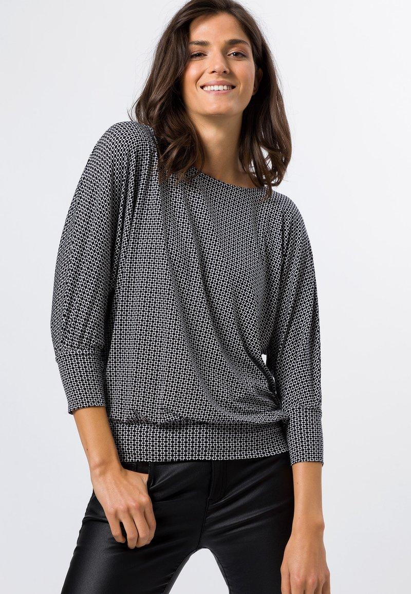 zero - Long sleeved top - black
