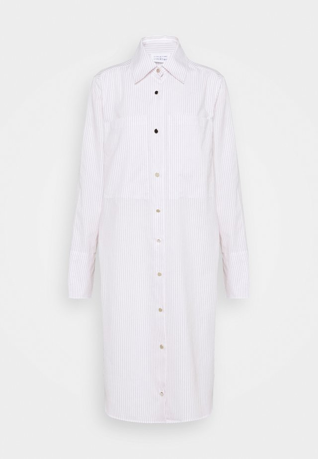 EAST - Shirt dress - white