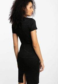 Guess - RHODA - Shift dress - black - 1