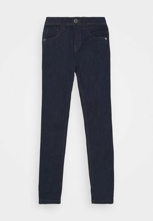 NLMPILOU PANT - Slim fit jeans - dark blue denim