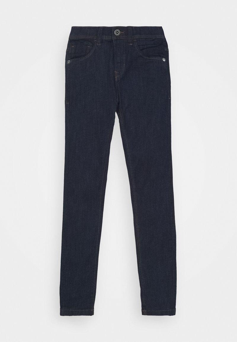 LMTD - NLMPILOU PANT - Slim fit jeans - dark blue denim