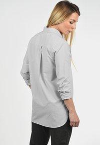 Desires - DRINA - Button-down blouse - mid grey - 1