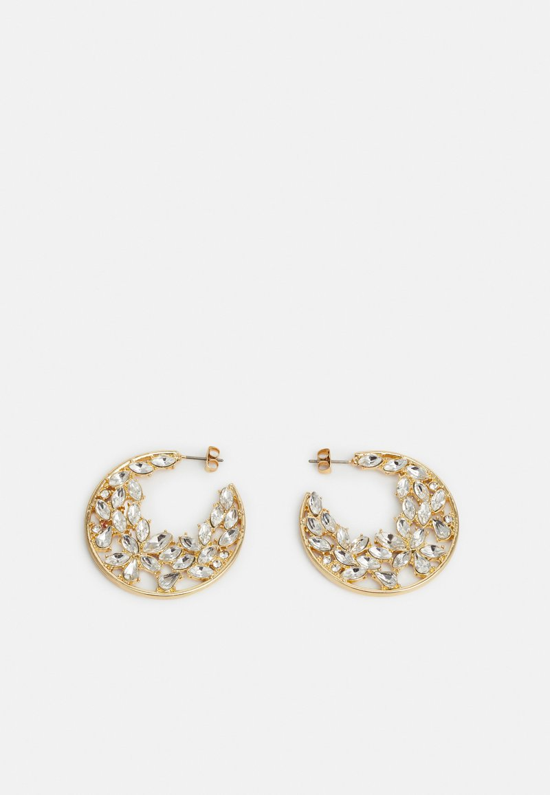Pieces - PCHYLLI EARRINGS - Earrings - gold-coloured
