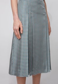 BOSS - VIMAS - A-line skirt - patterned - 3