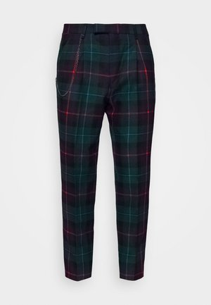 RAINES TROUSER - Pantaloni - green