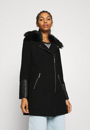 GILO.N - Krótki płaszcz - noir