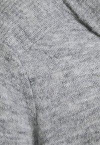 Opus - WEFI - Strikket kjole - hazy fog melange - 2