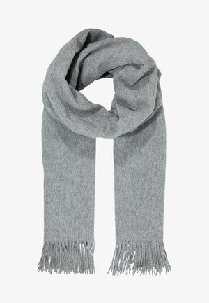 NIA SCARF - Bufanda - light grey melange