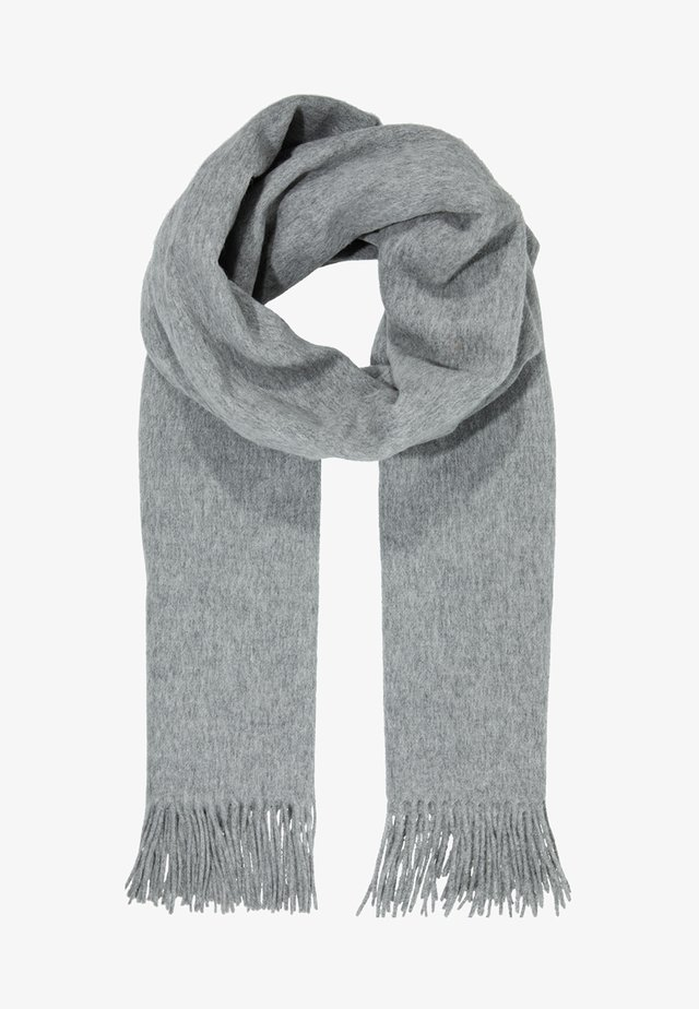 NIA SCARF - Écharpe - light grey melange