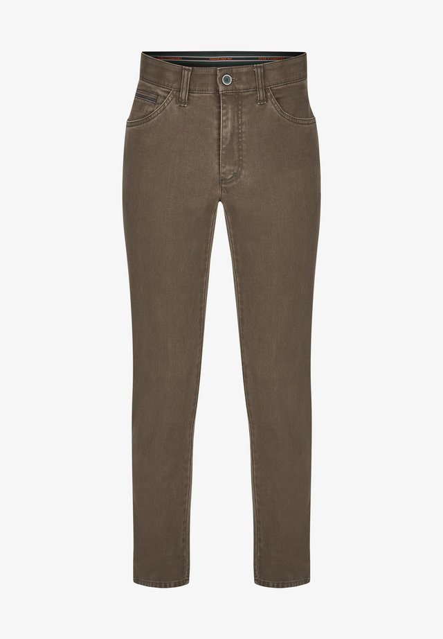 MARVIN - Trousers - schlamm (26)