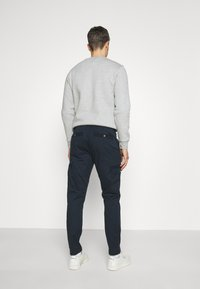Lindbergh - PANTS - Cargo trousers - navy - 2