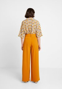 mint&berry - Trousers - yellow - 2
