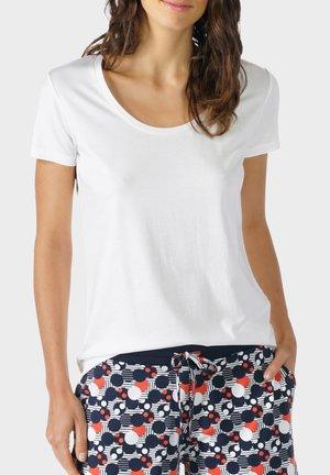T-SHIRT SERIE NIGHT2DAY - Pyjama top - white