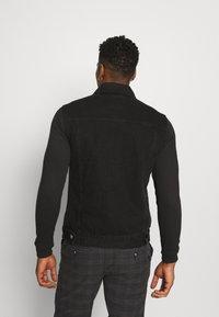 Redefined Rebel - JONAH - Denim jacket - black stone - 2