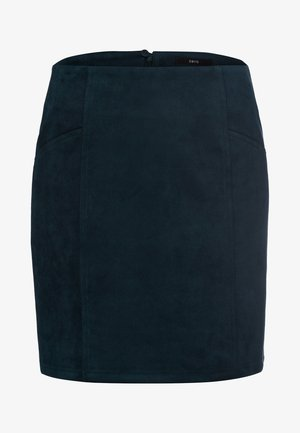 ALCANTARA - Pencil skirt - dark green