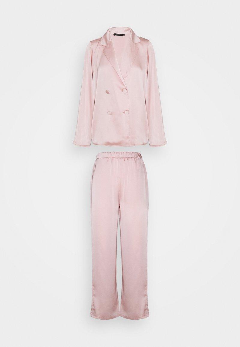 Trendyol - PUDRA - Pyjamas - powder pink