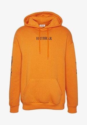 UNISEX - Luvtröja - orange