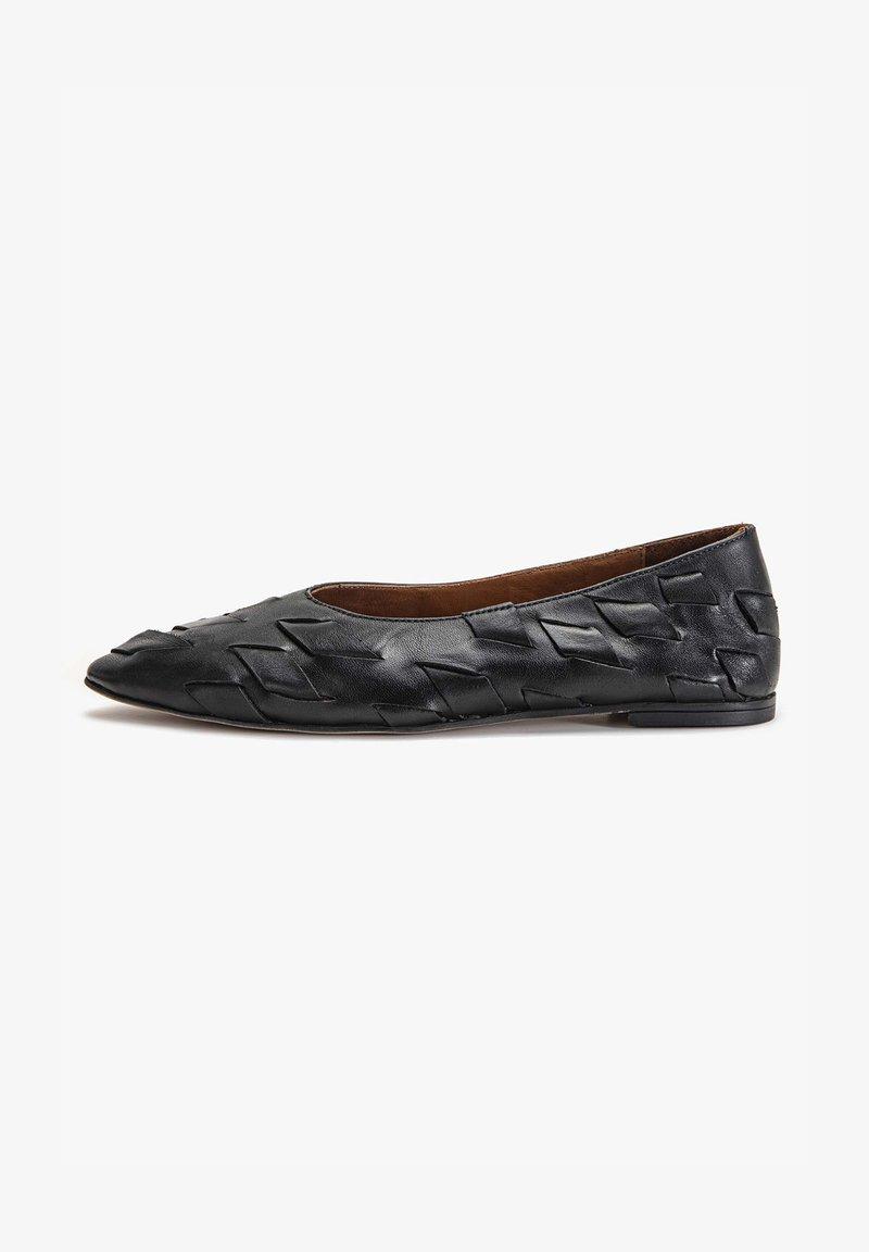 Inuovo - Ballet pumps - black blk