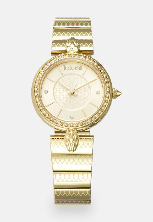 GOLD LION WATCH - Watch - champagne sunray