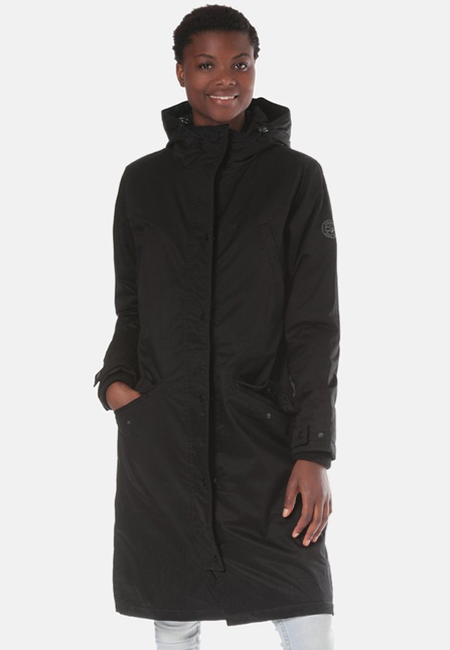 FORVERT - Winter coat - black