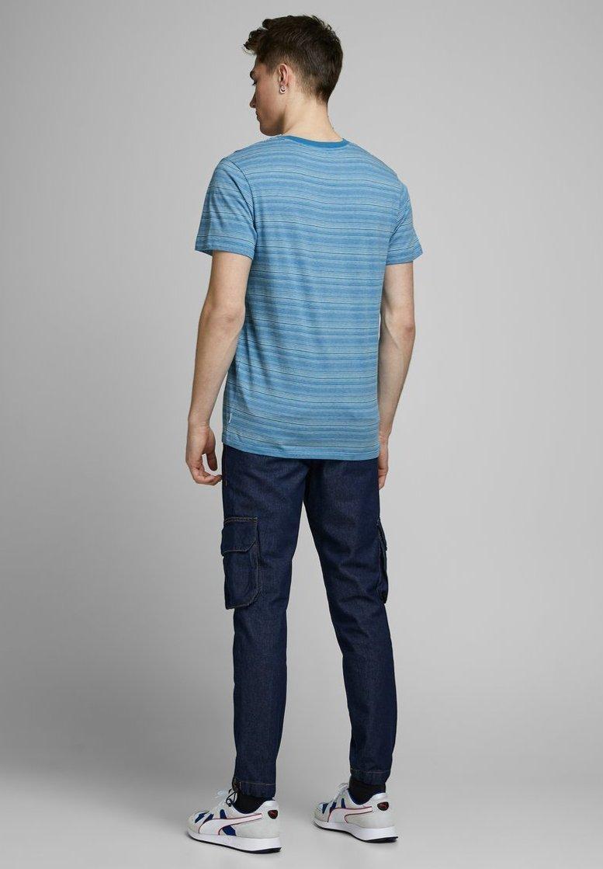 Jack & Jones Print T-shirt - dusk blue McVMp