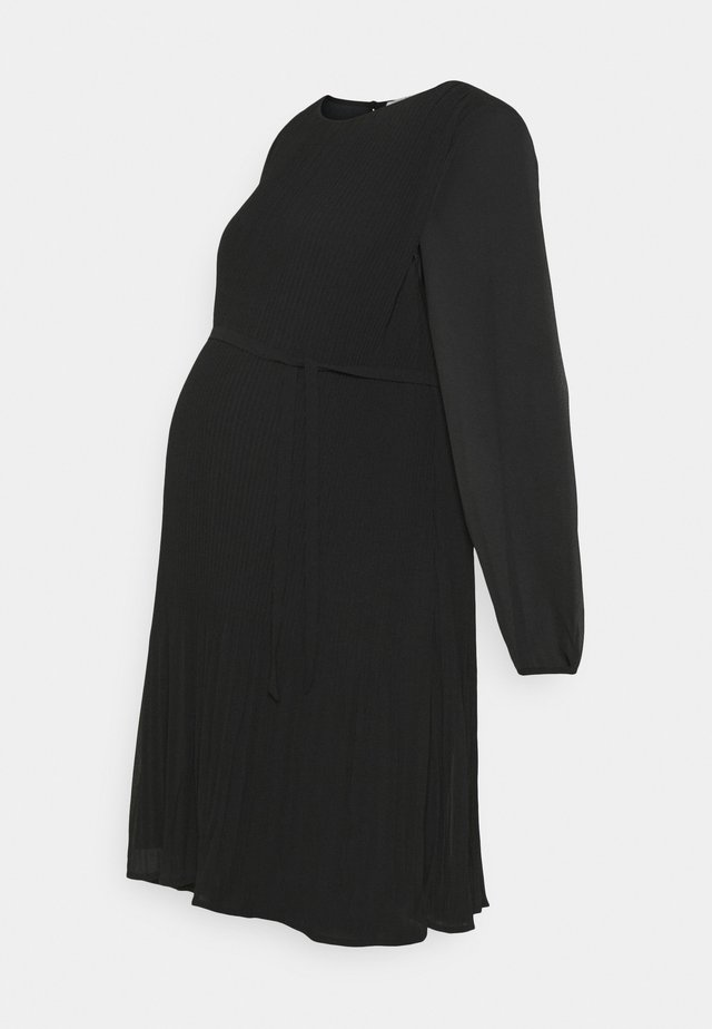 DRESS SAKADO - Robe d'été - black