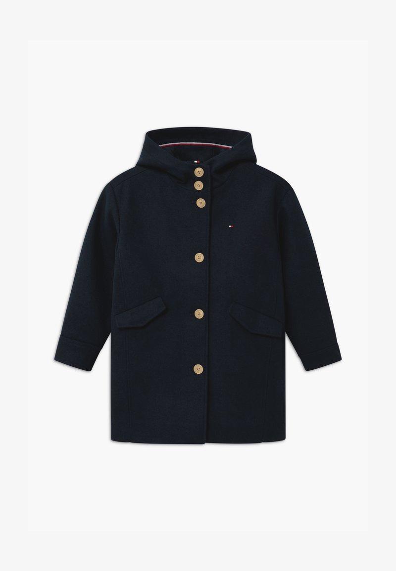 Tommy Hilfiger - Krátký kabát - blue