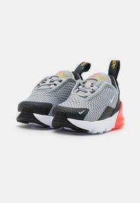 Nike Sportswear - AIR MAX 270 UNISEX - Trainers - light smoke grey/white/dark smoke grey - 1