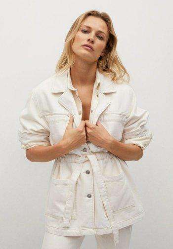 LIVE - Denim jacket - écru