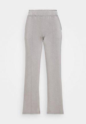YASCOMO - Træningsbukser - medium grey melange