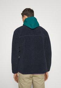 Superdry - ZIP THRU HOOD - Summer jacket - nautical navy - 2