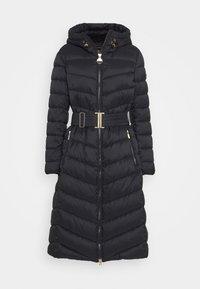 LINEOUT QUILT - Winter coat - black