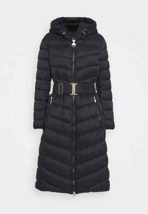 LINEOUT QUILT - Płaszcz zimowy - black