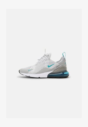 AIR MAX 270 - Trainers - pure platinum/aquamarine/smoke grey/white/black