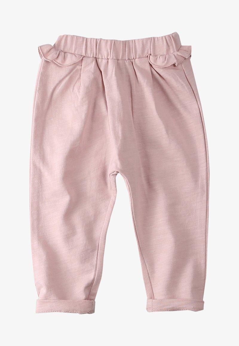 Cigit - Tracksuit bottoms - light pink