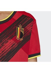 adidas Performance - BELGIUM RBFA HOME JERSEY - Article de supporter - red - 5